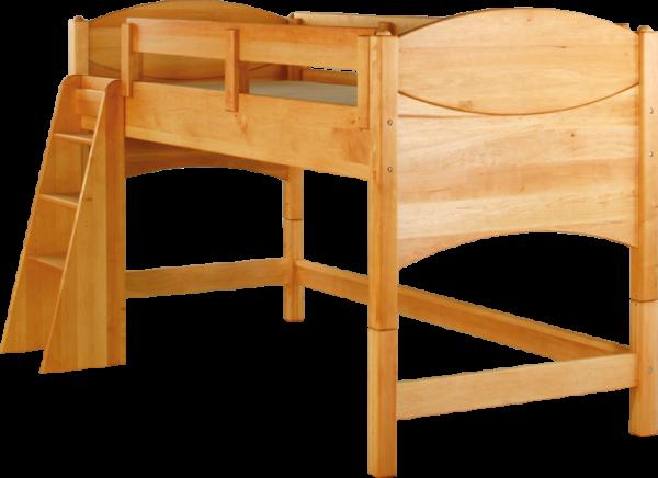 SET Unterbauelement für halbhohes Bett 80 cm